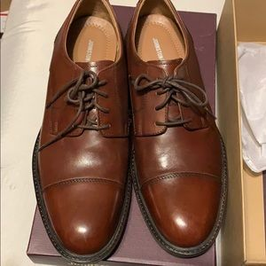 Johnston and Murphy Tabor dress shoes
